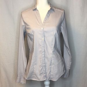 H&M button down blouse